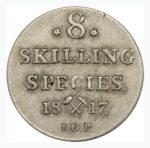 8 Skilling